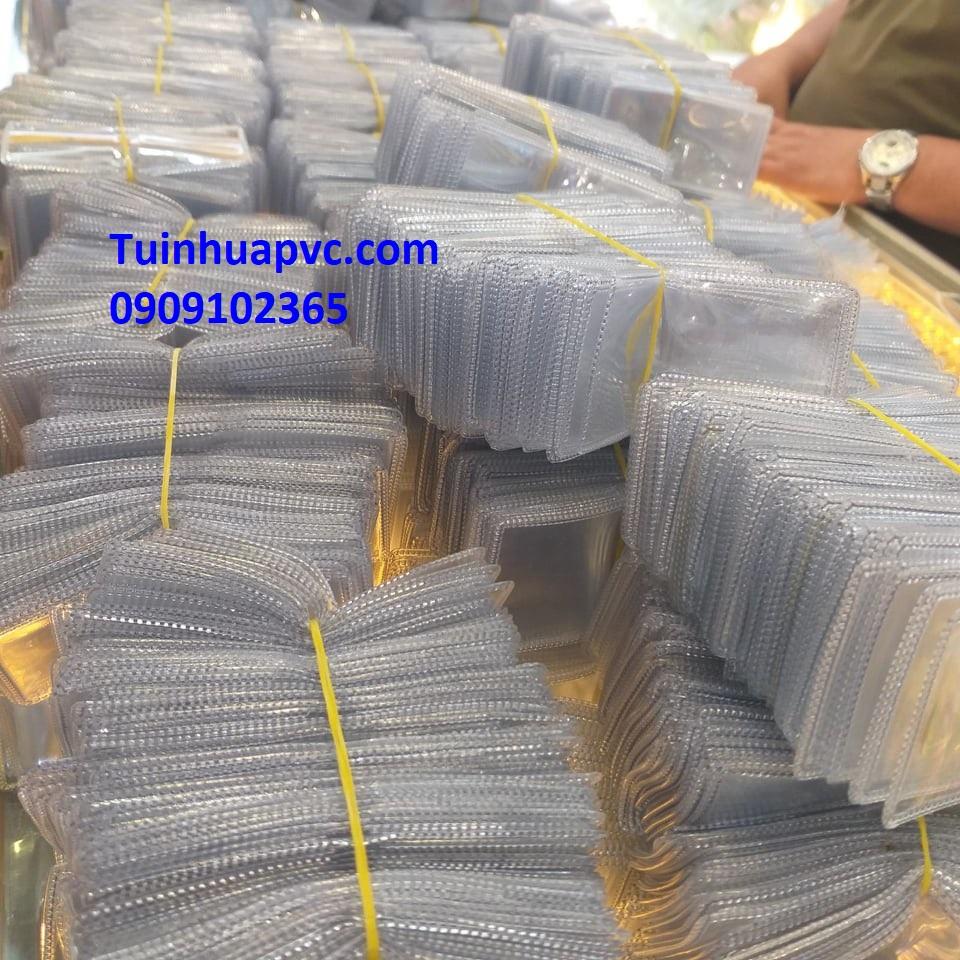 TÚI NHỰA DẺO PVC TRONG SUỐT