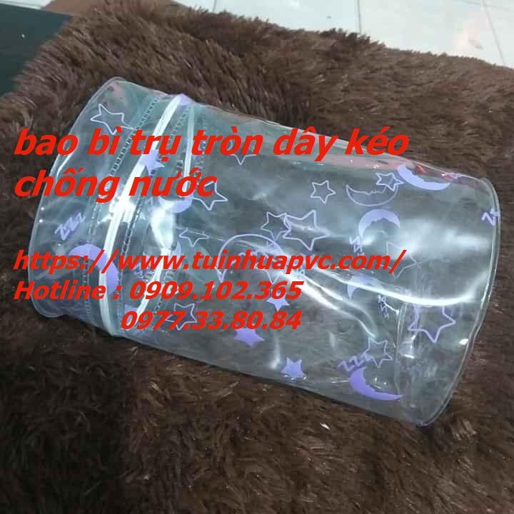 Bao bì nhựa đựng khăn